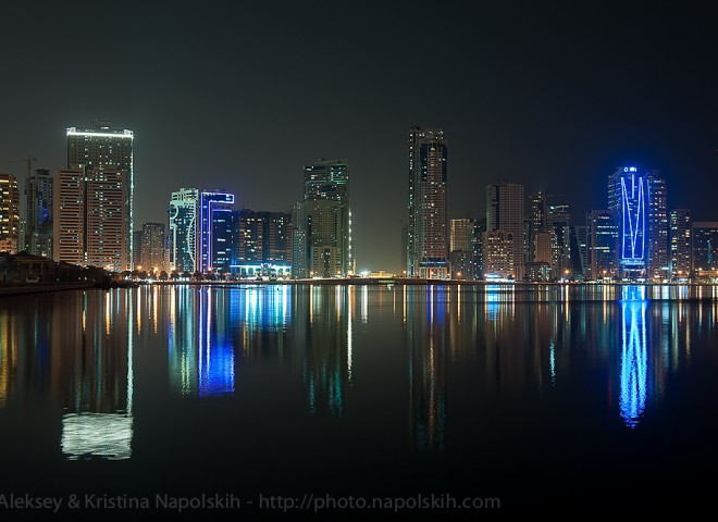 Sharjah nights