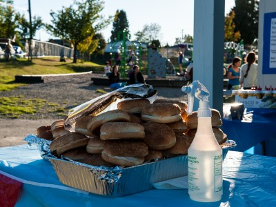 Lakeview Welcome Back BBQ 2013