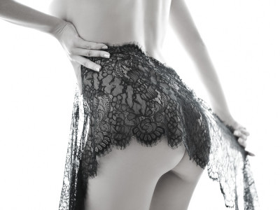 Lace – Boudoir Photography